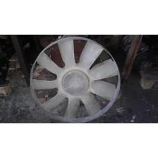 Крыльчатка вентилятора Man TGA D2066 б/у