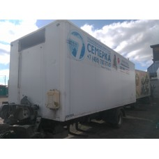 Термобудка (фургон) Хино Фусо Исузу 6.2 м.