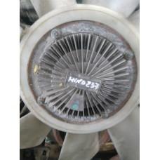 Вискомуфта вентилятора HINO 500 (Е-4) б/у