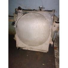 Радиатор охлаждения в сборе Исудзу NQR 75 4HK1 б/у