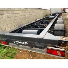 Полуприцеп Тонар 9746, контейнеровоз