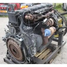 Двигатель Scania P G R Двигатель PDE, HPI, б/у